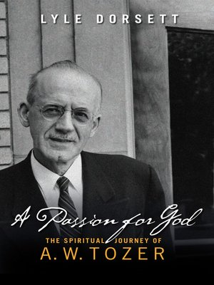 cover image of A Passion for God