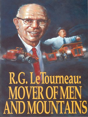 cover image of Mover of Men and Mountains