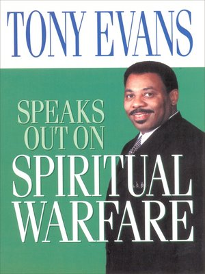 cover image of Tony Evans Speaks Out on Spiritual Warfare