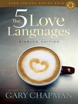 cover image of 5 Love Languages Singles Edition