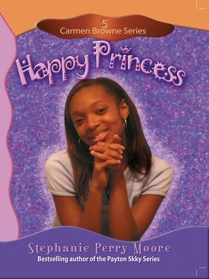 cover image of Happy Princess
