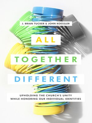 cover image of All Together Different