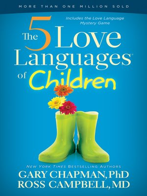 cover image of 5 Love Languages of Children