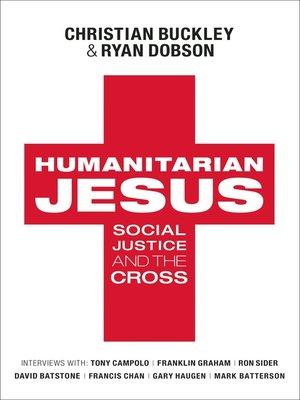 cover image of Humanitarian Jesus