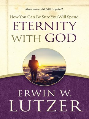 cover image of How You Can Be Sure You Will Spend Eternity with God