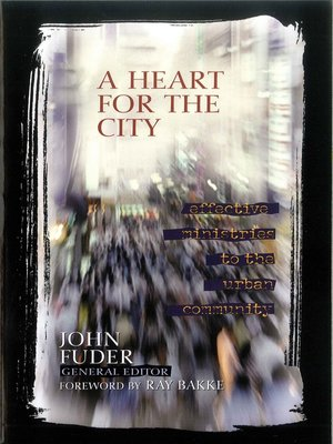 cover image of A Heart for the City