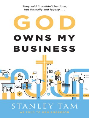 cover image of God Owns My Business