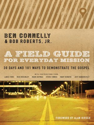 cover image of A Field Guide for Everyday Mission