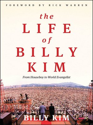 cover image of The Life of Billy Kim