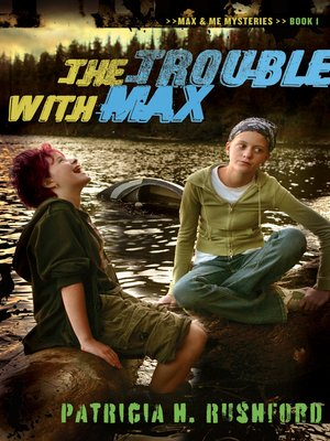 cover image of The Trouble with Max