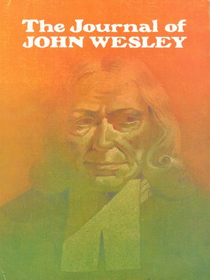 cover image of The Journal of John Wesley