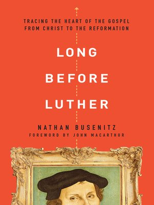 cover image of Long Before Luther