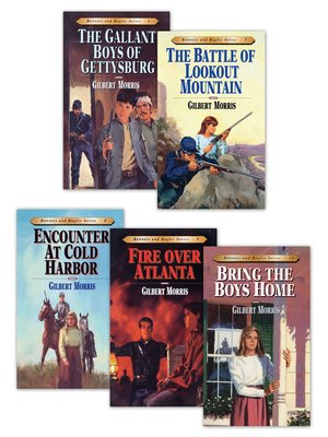 cover image of Bonnets and Bugles Series Books 6-10