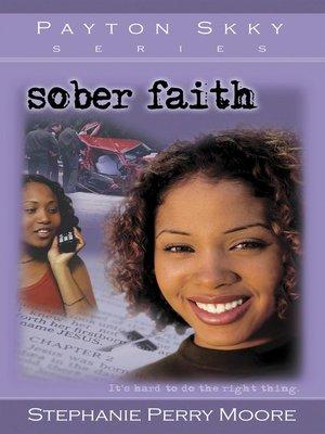 cover image of Sober Faith