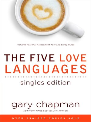 cover image of Five Love Languages Singles Edition
