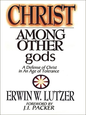 cover image of Christ Among Other Gods