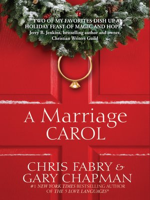 cover image of A Marriage Carol