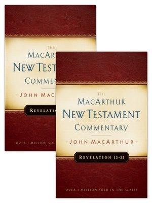 cover image of Revelation 1-22 MacArthur New Testament Commentary Two Volume Set