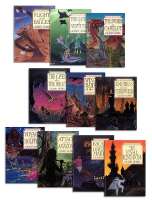 cover image of Seven Sleeper Series