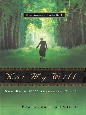cover image of Not My Will