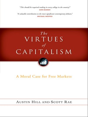 cover image of The Virtues of Capitalism