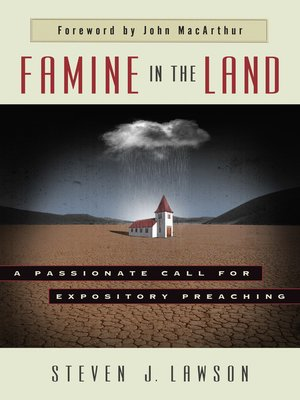 cover image of Famine in the Land