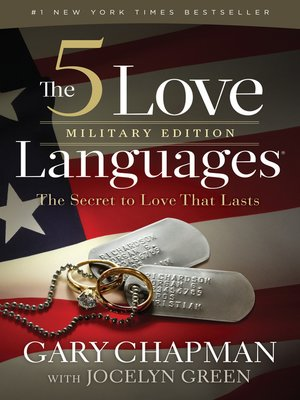 cover image of The 5 Love Languages