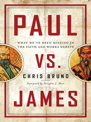cover image of Paul vs. James