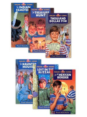 cover image of Sugar Creek Gang Set Books 13-18