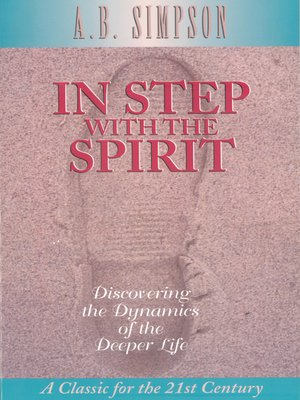 cover image of In Step with the Spirit