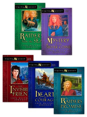 cover image of Viking Quest Series