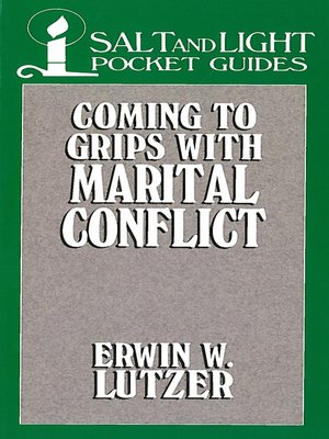 cover image of Coming to Grips with Marital Conflict