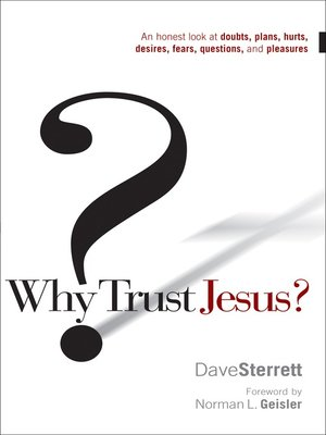 cover image of Why Trust Jesus?