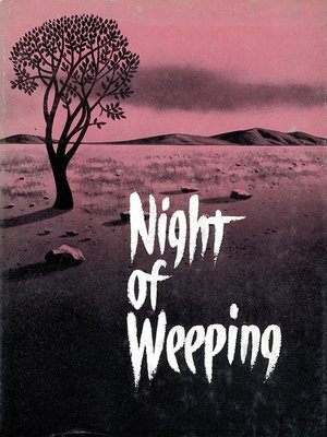 cover image of Night of Weeping