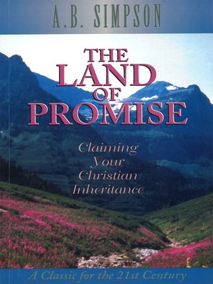 cover image of The Land of the Promise