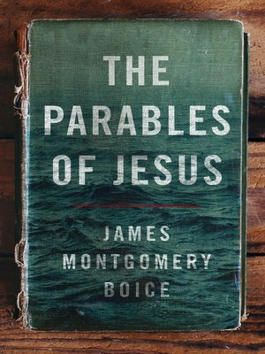 cover image of The Parables of Jesus