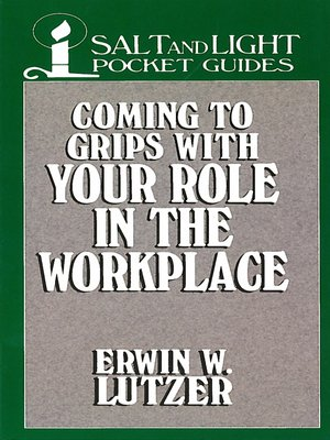 cover image of Coming to Grips with Your Role in the Workplace