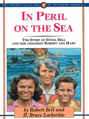 cover image of In Peril on the Sea