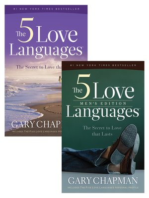 5 Love Languages Singles Edition By Gary D Chapman Overdrive
