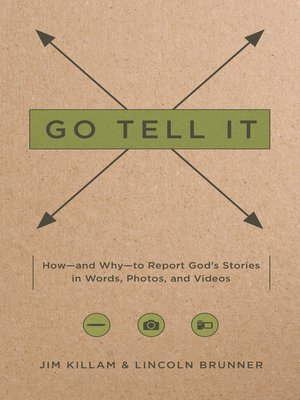 cover image of Go Tell It