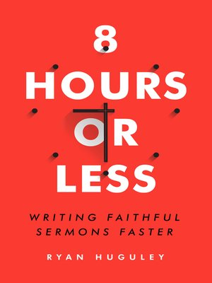 cover image of 8 Hours or Less
