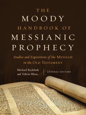 cover image of The Moody Handbook of Messianic Prophecy