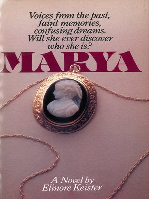 cover image of Marya