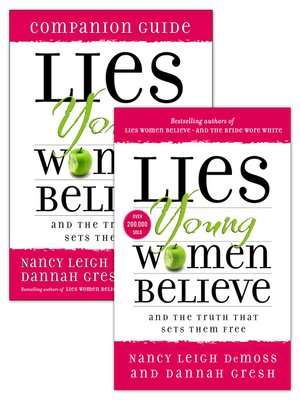 cover image of Lies Young Women Believe/Lies Young Women Believe Companion Guide Set