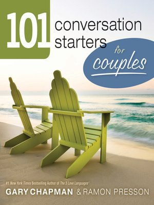 cover image of 101 Conversation Starters for Couples