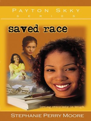 cover image of Saved Race