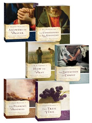 cover image of Moody Classics Set of 6 Books