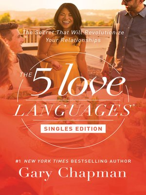 cover image of The 5 Love Languages Singles Edition