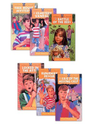 cover image of Sugar Creek Gang Set Books 31-36