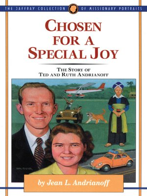 cover image of Chosen for a Special Joy
